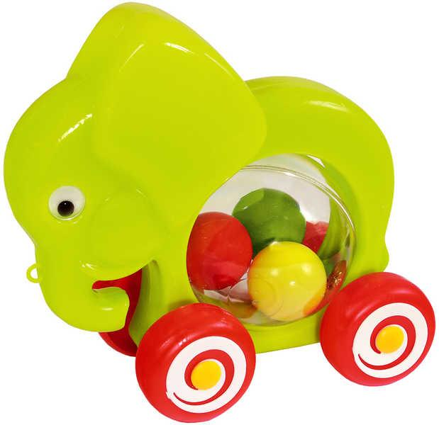 SMER Elephant with Balls toy