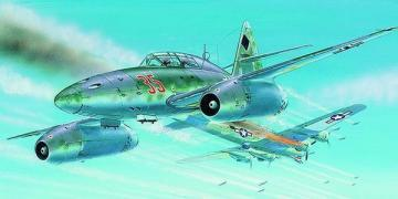 SMER Messerschmitt Me 262 B-1a/U1 scale model