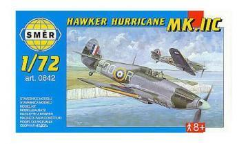 SMER Hawker Hurricane Mk.Iic scale model