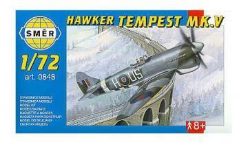 SMER Hawker Tempest Mk.V scale model