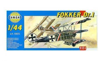 SMER Fokker Dr.I scale model