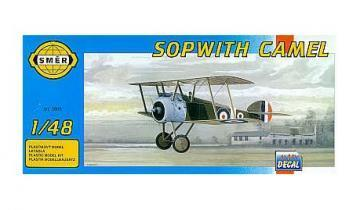 SMER Sopwith Camel scale model