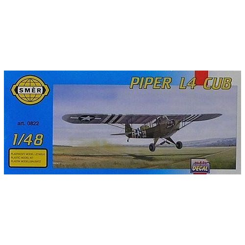 SMER Piper L 4 Cub scale model