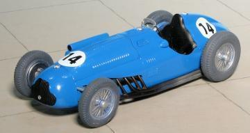 SMER Lago Talbot 1949 scale model