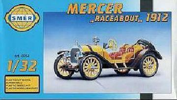 SMER Mercer Raceabout 1912 scale model