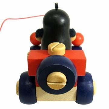 DETOA Mole And Blinking Car toy