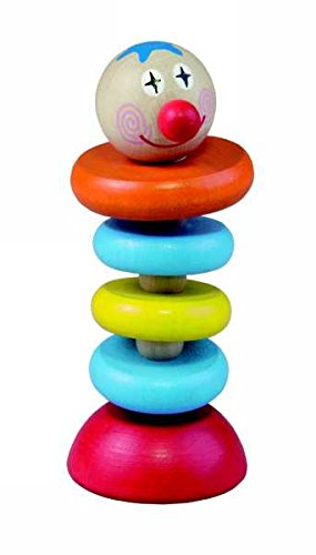 DETOA Moving Clown toy