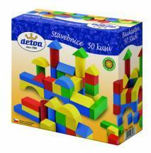 DETOA Construction Set 27 Mm 50 Pieces