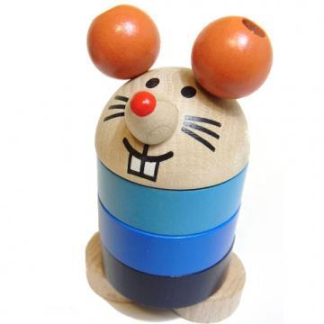 DETOA Take Apart Mouse toy