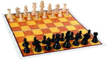 DETOA Chess Set Stauton game