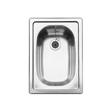 Blanco BLANCOTOP EE 3 x 4 Sink stainless steel nature finish