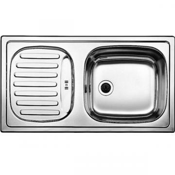 Blanco BLANCOFLEX Mini sink stainless steel natural finish reversible