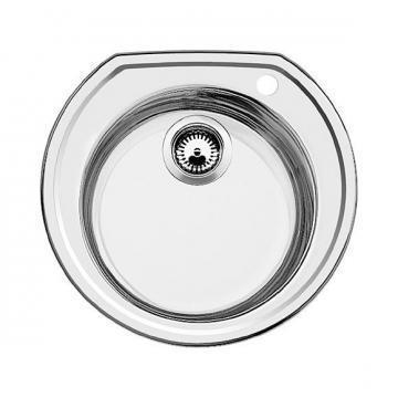 Blanco BLANCORONDOVAL Sink stainless steel brush finish