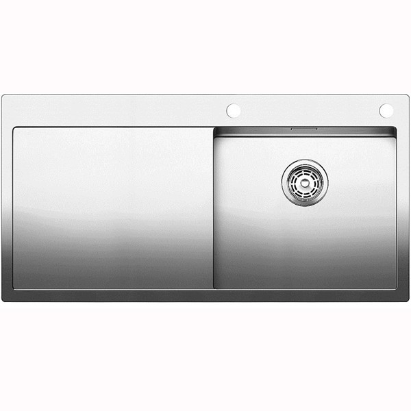 Blanco BLANCOCLARON 5 S-IF Sink stainless steel satin polish