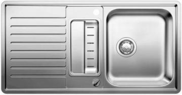 Blanco BLANCOCLASSIC PRO 5 S-IF sink stainless steel satin polish