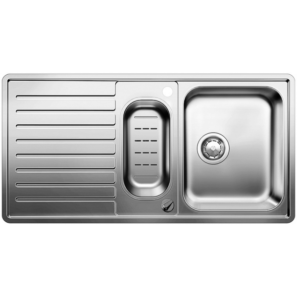 Blanco BLANCOCLASSIC PRO 6 S-IF sink stainless steel satin polish