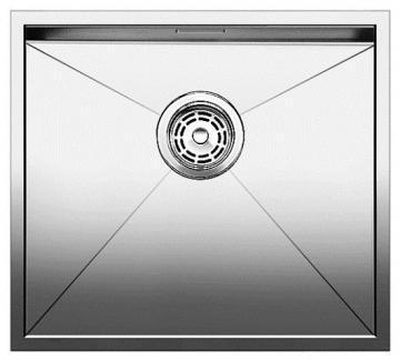 Blanco BLANCOZEROX 450-IF/N Sink stainless steel satin polish