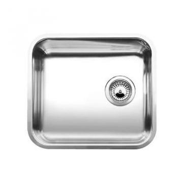 Blanco BLANCOSUPRA 450-U, undermount sink, stainless steel
