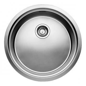 Blanco BLANCORONIS-U undermount sink, stainless steel