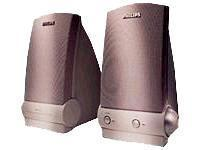 Philips MMS130 computer speakers
