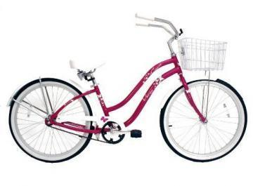 Kettler Ladies Verso Capri Beach Cruiser Bike