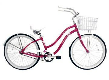 Kettler Verso Capri Beach Cruiser Bike