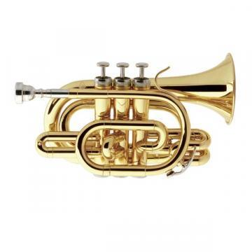 Weril EP4072 pocket trumpet