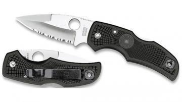 Spyderco Native FRN knife