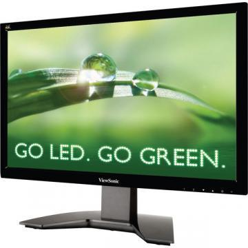 "Viewsonic VA1912M-LED 19"" (18.5"" vis) Widescreen LED monitor with speakers"