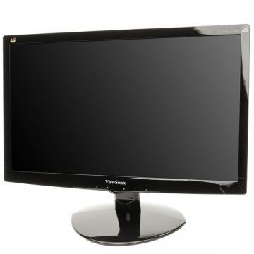 "Viewsonic VA1938WA-LED 19"" (18.5"" Vis) Black widescreen LED monitor"