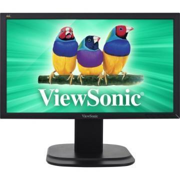 "Viewsonic VG2039M-LED 20"" (19.5"" Vis) Widescreen LED monitor with speakers"