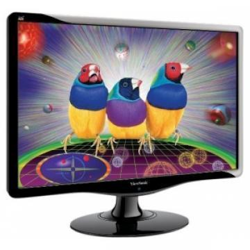 "Viewsonic VA2232wm-LED 22"" Black Widescreen LED monitor"