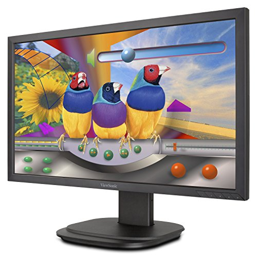 "Viewsonic VG2239M-LED 22"" (21.5"" VIS) Ergonomic LED monitor"