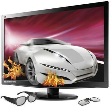 "Viewsonic V3D231 23"" Polarized 3D-Ready LED monitor"