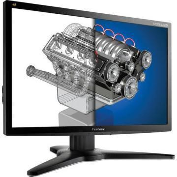 "Viewsonic VP2765-LED 27"" Black Widescreen LED monitor"