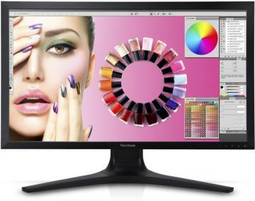 "Viewsonic VP2772 27"" QHD Display with 2560x1440 native resolution monitor"