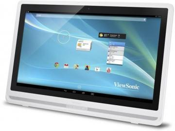 "Viewsonic VSD241 24"" (23.8"" VIS) Smart Display with 1920x1080 full HD"