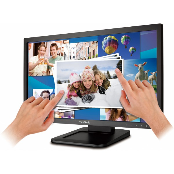 "Viewsonic TD2220 22"" Multi-touch LED Full HD LED backlit monitor"