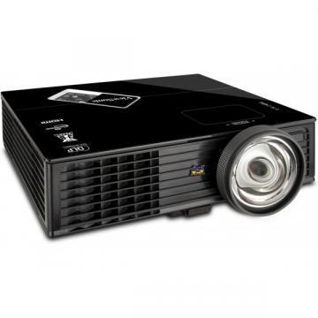 Viewsonic PJD6353S XGA DLP Network Short Throw Projector, 2500 lumens, 15000:1
