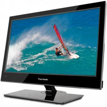 "Viewsonic VT2215LED 21.5"" Edge White HD TV"