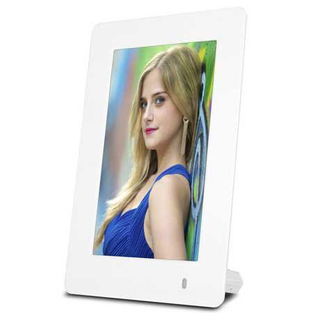 "Viewsonic VFD621W-70 6"" Ultra slim PortraitView digital photo frame"