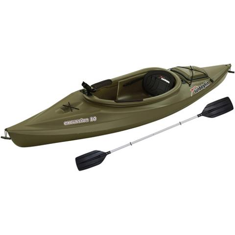 Sundolphin Excursion 10 Sit-In Fishing Kayak