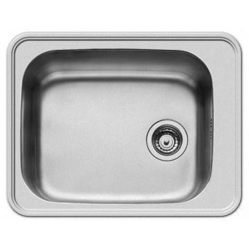 Pyramis SPACE PLUS (61x48) 1B Stainless Sink