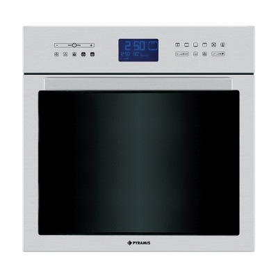 Pyramis 60IN 1120 INOX STEEL TOUCH oven