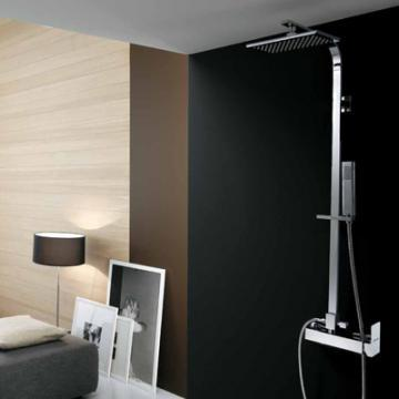 Pyramis Shower Rail
