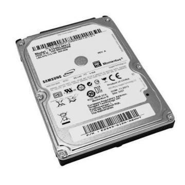 "Seagate/Samsung SpinPoint M8 500GB 2.5"" HDD"