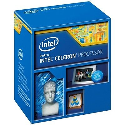 Intel Celeron G1840 Haswell Dual-Core 2.8GHz LGA1150 Processor