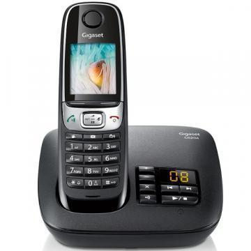 Gigaset C620A Cordless Phone with Answering Machine