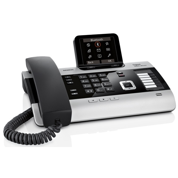 Gigaset DX800A all in one Corded Phone with IP/ISDN Support
