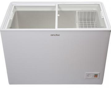 Arctic OS300 Glass Door Freezer